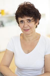 Porträt Daniela Burri