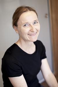 Porträt Marie-Christine Geiger